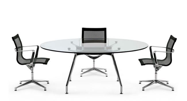 ICF | unitable meeting table 140 cm